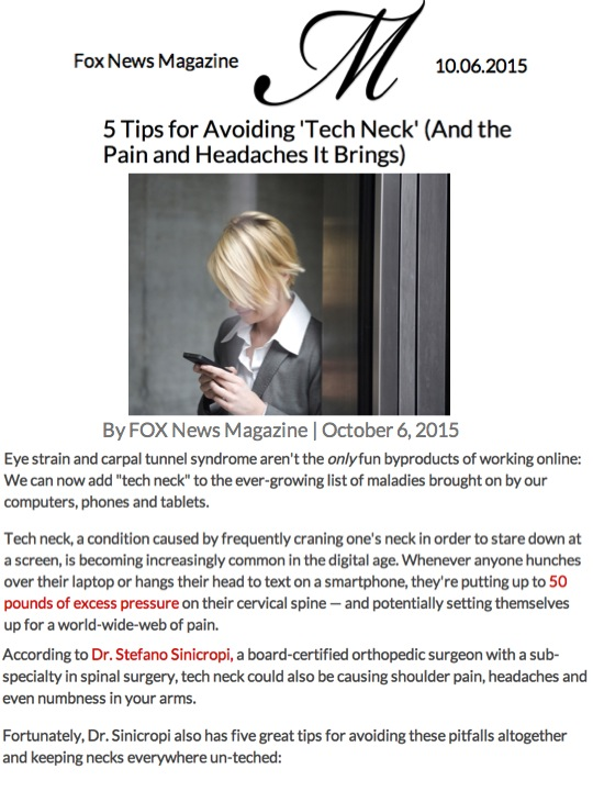 fox news magazine tech neck