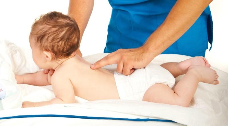 infant spine health