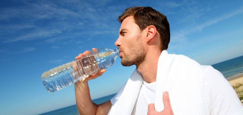 Hydration for Spine Health