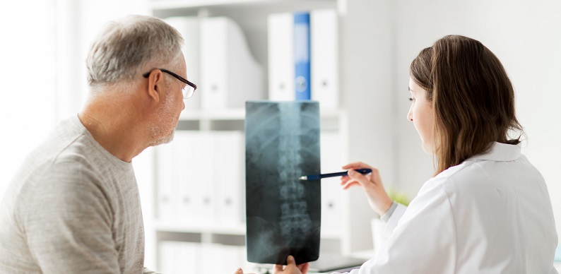 Spinal Cartilage Degeneration