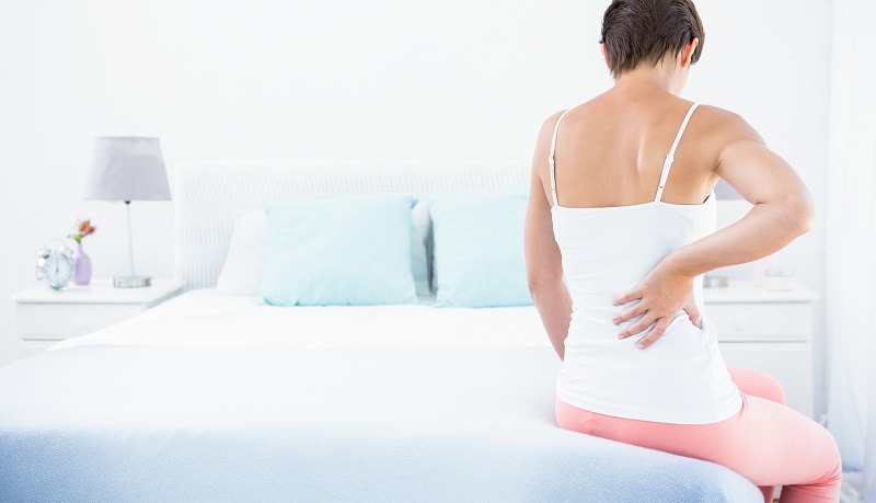 Back Pain Multiple Locations