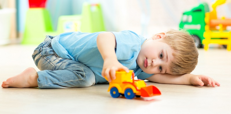 Toddler Back Pain