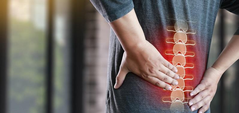 Machine Vibration Spine Pain