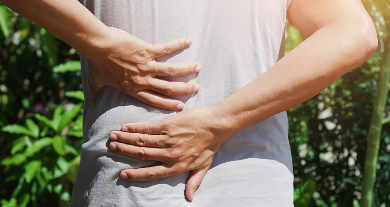 Age Related Back Pain