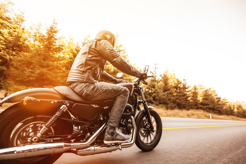 Motorcycle Back Pain
